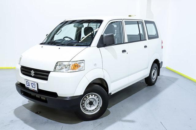 Used Suzuki APV Canning Vale, 2013 Suzuki APV White 5 Speed Manual Van