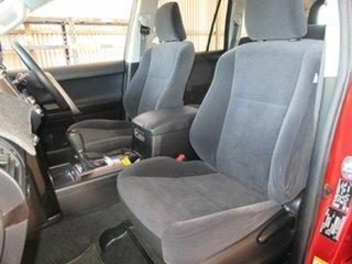 2017 Toyota Landcruiser Prado GDJ150R GXL Red 6 Speed Sports Automatic Wagon