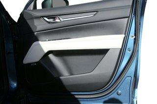 2021 Mazda CX-5 KF4WLA GT SKYACTIV-Drive i-ACTIV AWD Eternal Blue 6 Speed Sports Automatic Wagon