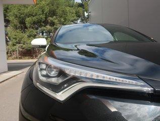 2016 Toyota C-HR NGX10R Koba S-CVT 2WD Black 7 Speed Constant Variable Wagon.
