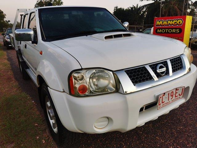 Used Nissan Navara D22 S5 ST-R Pinelands, 2011 Nissan Navara D22 S5 ST-R White 5 Speed Manual Utility