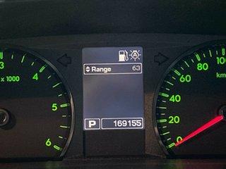 2011 Ford Territory SZ TS Seq Sport Shift AWD Blue 6 Speed Sports Automatic Wagon