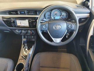 2014 Toyota Corolla ZRE172R Ascent S-CVT Grey 7 Speed Constant Variable Sedan.