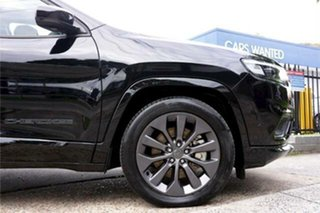 2020 Jeep Cherokee KL MY20 S-Limited Black 9 Speed Sports Automatic Wagon