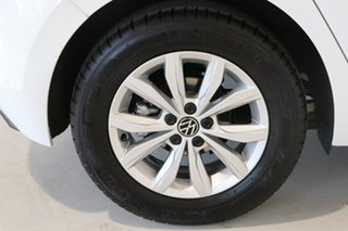 2020 Volkswagen Polo AW MY21 70TSI DSG Trendline White 7 Speed Sports Automatic Dual Clutch