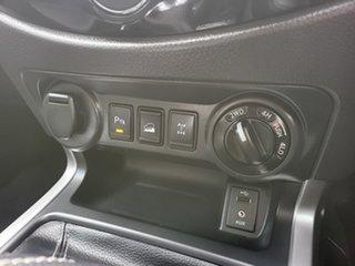 2018 Nissan Navara D23 S3 ST-X White 6 Speed Manual Utility