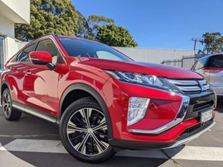 2019 Mitsubishi Eclipse Cross YA MY20 LS 2WD Red 8 Speed Constant Variable Wagon.