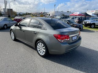 2012 Holden Cruze JH MY12 CDX Grey 6 Speed Automatic Sedan