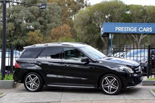 2018 Mercedes-Benz GLE-Class W166 MY808+058 GLE350 d 9G-Tronic 4MATIC Black 9 Speed Sports Automatic.