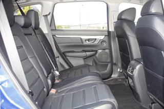2018 Honda CR-V MY18 VTi-LX (AWD) Blue Continuous Variable Wagon