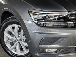 2018 Volkswagen Tiguan 5N MY18 162TSI DSG 4MOTION Highline Grey 7 Speed Sports Automatic Dual Clutch