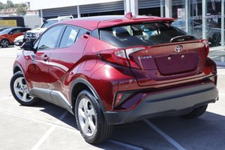 2019 Toyota C-HR NGX10R S-CVT 2WD Atomic Rush 7 Speed Constant Variable Wagon
