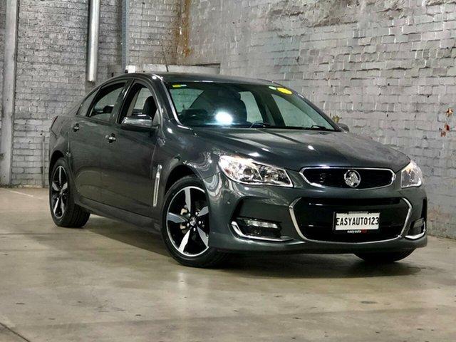 Used Holden Commodore VF II MY17 SV6 Mile End South, 2017 Holden Commodore VF II MY17 SV6 Grey 6 Speed Sports Automatic Sedan