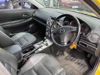 2003 Mazda 6 GG Luxury Yellow 4 Speed Auto Activematic Hatchback