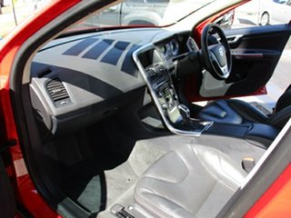 2012 Volvo XC60 R DESIGN Red 4 Speed Automatic Wagon