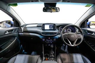 2020 Hyundai Tucson TL3 MY20 Elite 2WD Blue 6 Speed Automatic Wagon
