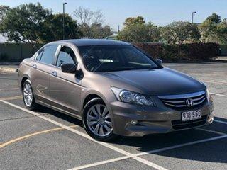 2012 Honda Accord 8th Gen MY12 VTi-L Bronze 5 Speed Sports Automatic Sedan.