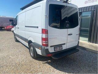 2016 Mercedes-Benz Sprinter 906 MY14 310CDI MWB White 7 Speed Automatic Van.