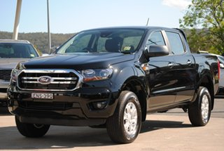 2021 Ford Ranger PX MkIII 2021.25MY XLS Black 6 Speed Sports Automatic Double Cab Pick Up