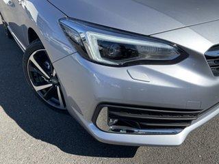 2021 Subaru Impreza G5 MY21 2.0i-S CVT AWD Ice Silver 7 Speed Constant Variable Hatchback.