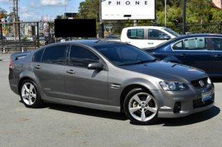 2011 Holden Commodore VE II SS Grey 6 Speed Manual Sedan.