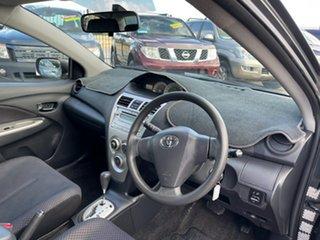2008 Toyota Yaris NCP93R 08 Upgrade YRS Grey 4 Speed Automatic Sedan