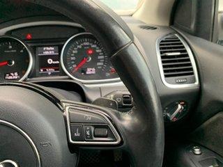 2013 Audi Q7 MY13 TDI Tiptronic Quattro White 8 Speed Sports Automatic Wagon