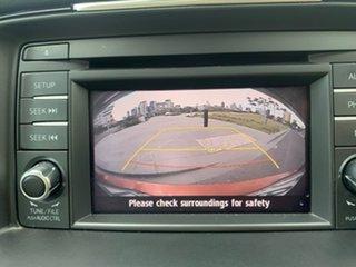 2012 Mazda 6 GJ1021 Atenza SKYACTIV-Drive Red 6 Speed Sports Automatic Wagon