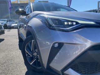 2021 Toyota C-HR NGX50R Koba S-CVT AWD Silver 7 Speed Constant Variable Wagon.