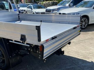 2020 Toyota Hilux TGN121R Workmate 4x2 Glacier White 5 Speed Manual Cab Chassis