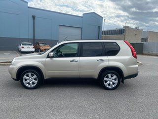 2010 Nissan X-Trail T31 MY10 ST-L Gold 1 Speed Constant Variable Wagon