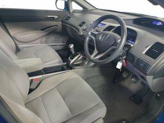 2010 Honda Civic 8th Gen MY10 VTi Blue 5 Speed Manual Sedan