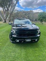 2021 Chevrolet Silverado T1 MY21 1500 LTZ Premium Pickup Crew Cab W/Tech Pack Black 10 Speed.
