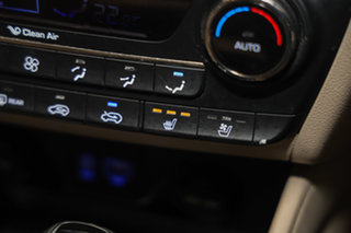 2016 Hyundai Tucson TLE Highlander D-CT AWD Black 7 Speed Sports Automatic Dual Clutch Wagon
