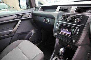 2015 Volkswagen Caddy 2KN MY16 TSI220 SWB DSG White 7 Speed Sports Automatic Dual Clutch Van