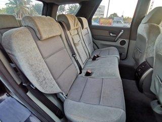 2005 Ford Territory SX TX Black 4 Speed Sports Automatic Wagon
