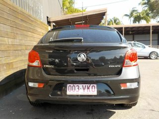 2012 Holden Cruze JH Series II MY12 Equipe Black 5 Speed Manual Hatchback