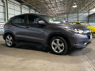 2017 Honda HR-V MY17 Limited Edition Charcoal 1 Speed Constant Variable Hatchback.
