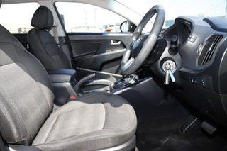 2012 Kia Sportage SL MY12 SI Cherry Black 6 Speed Sports Automatic Wagon