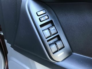 2013 Toyota Landcruiser Prado KDJ150R GXL Maroon 5 Speed Sports Automatic Wagon