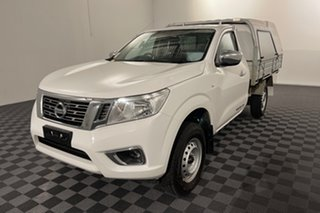 2019 Nissan Navara D23 S4 MY19 RX White 7 speed Automatic Cab Chassis