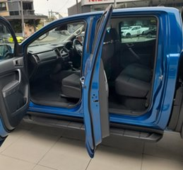2021 Ford Ranger PX MkIII 2021.25MY XLT Blue Lightning 10 Speed Sports Automatic Super Cab Pick Up