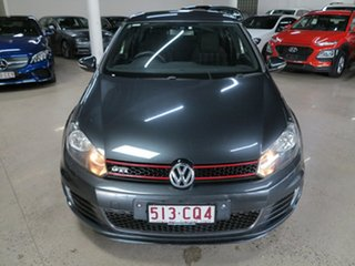 2012 Volkswagen Golf VI MY13 GTI DSG Grey 6 Speed Sports Automatic Dual Clutch Hatchback.