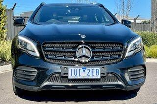 2019 Mercedes-Benz GLA-Class X156 809+059MY GLA250 DCT 4MATIC Black 7 Speed