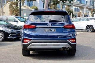 2019 Hyundai Santa Fe TM.2 MY20 Highlander Blue 8 Speed Sports Automatic Wagon