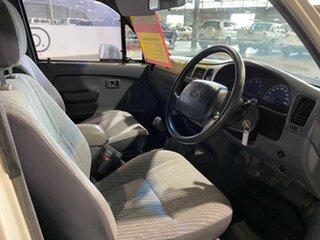 1998 Toyota Hilux LN147R 4x2 White 5 Speed Manual Utility