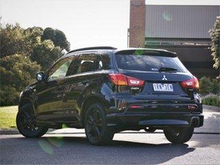 2012 Mitsubishi ASX XA MY12 Activ 2WD Black 5 Speed Manual Wagon