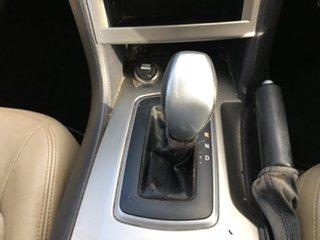 2009 Ford Falcon FG G6E Grey 4 Speed Sports Automatic Sedan