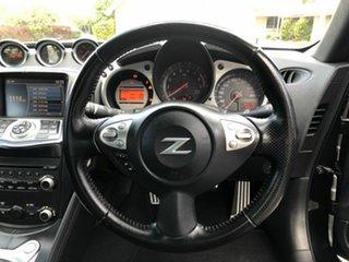 2010 Nissan 370Z Z34 MY10 Black 6 Speed Manual Coupe