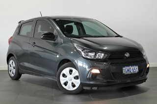 2018 Holden Spark MP MY18 LS Grey 1 Speed Constant Variable Hatchback.